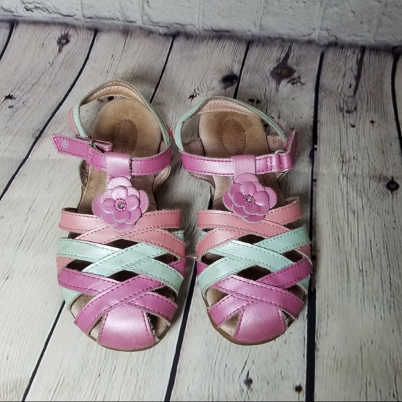 Stride Rite Other - Little girl size 12.5 Stride Rite strappy sandals